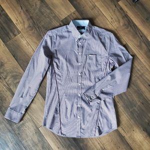 Mens Calibre Slim Fit Medium Shirt